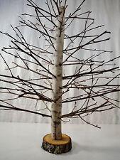 RUSTIC WEDDING Wood RENEWABLE TREE Reusable MONEY GIFT CARDS Centerpiece BRANCH