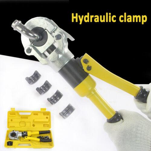 Ø16-32mm Presszange Crimpzange Hydraulisch Rohrpresszange TH-Kontur Verbundrohr