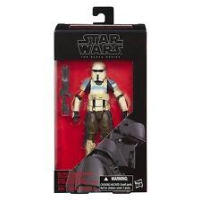 Star Wars Black Series 2016 SCARIF Stormtrooper Squad Leader 6 Inch Hasbro # 28