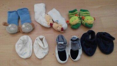 Aus Dem Ausland Importiert Oilily C&a 6x Rassel Soc Baby Schuhe 17 18 Lauflernschuhe Krabbelschuhe Haus