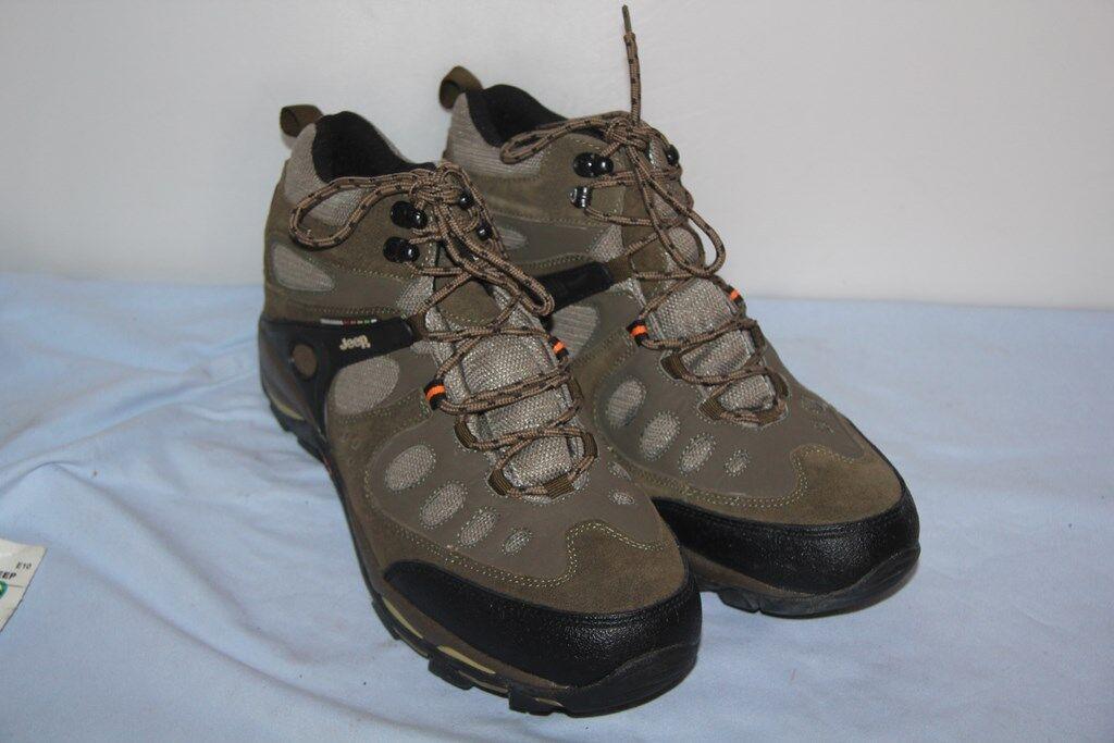 JEEP - Kazak- scarpe scarpe scarpe de randonnée - Marrone T 46 - neuf b18578