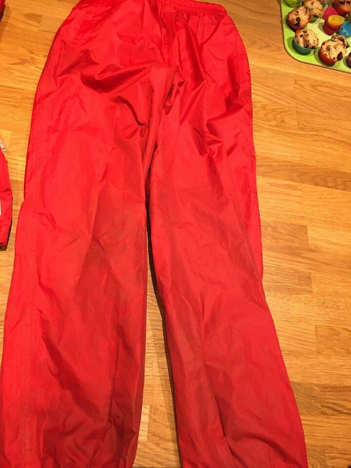Regntøj, Jakke og bukser, Color kids