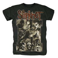 SLIPKNOT - SEPIA LIVE - OFFICIAL MENS T SHIRT
