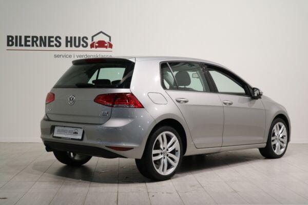 VW Golf VII 1,6 TDi 105 Comfortline DSG BMT - billede 1