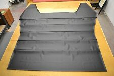 1972 72 PLYMOUTH SCAMP BLACK PERFORATED HARDTOP HEADLINER USA MADE TOP QUALITY