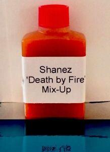 Details about 15ml Carolina Reaper~Mix-UP Sale Shanez 'DBF'(Hot  Sauce)Chilli ~