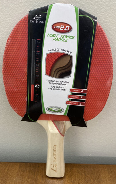 p FAST POINT ESP 2.0 Table Tennis Paddle Ping Pong Paddle