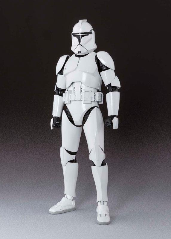Bandai - S.H. Figuarts Star Wars - Clone Trooper Phase 1