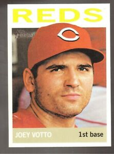 2013-TOPPS-HERITAGE-425-JOEY-VOTTO-COLOR-VARIATION-SP