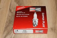 Box 4 Champion Cj8y,848 Spark Plug: Replaces Champion Cj7y,853; Ngk Bpm6a,bpm4a