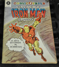 EDITIONS HERITAGE IRONMAN #1025 (7.5) FRENCH VHTF!