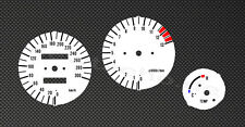 Yamaha FZR 600 3he  Tachoscheiben Tacho FZR600 Gauge dial gauge disk speedo