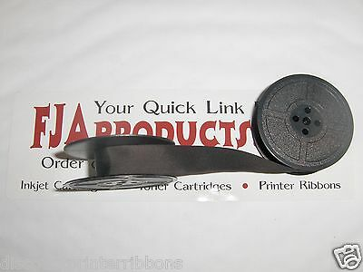 Combo Pack Olympia Carina 3 Typewriter Ribbons Red /& Black Ribbons