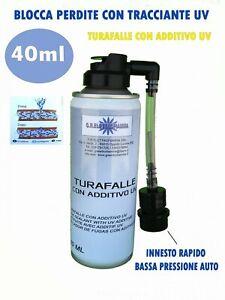 TURAFALLE BLOCCA PERDITE CONDIZIONATORE AUTO GAS R134A