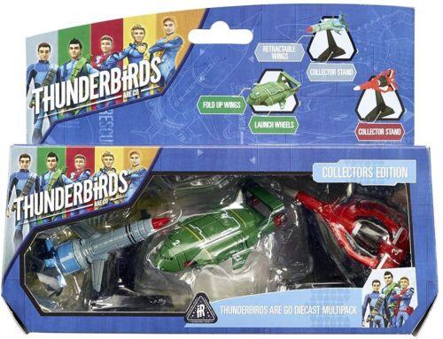 Thunderbird Die cast Metal Vehicles Multi pack