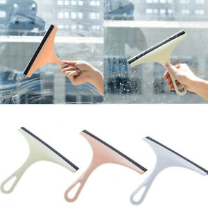 Window-Squeegee-Glass-Cleaning-Wipre-Rubber-Blade-Shower-Screen-Washer