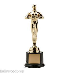 Image Is Loading Trophy  Oscar Academy  Award Statue Lifesize