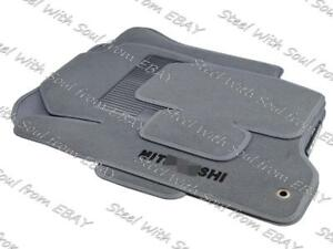 Fully Tailored Carpet Car Floor Mats For Mitsubishi