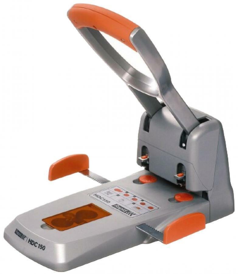 Rapid Registraturlocher Bürolocher Supreme HDC150 2, silber Orange | Bestellungen Sind Willkommen  | Zu einem niedrigeren Preis  | Erste Gruppe von Kunden