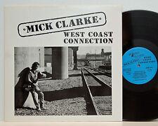 Mick Clarke        West Coast Connection       Brambus Rec.     NM # M