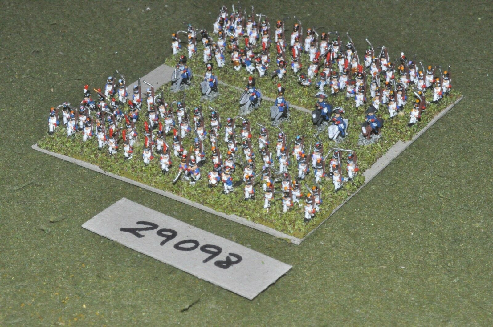 6mm napoleonic   french - brigade (adler) 132 figures - inf (29098)