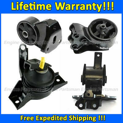 Manual Transmission Mount fits 2003-2008 Hyundai Tiburon 2.7L