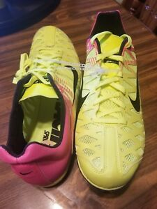 7f81390d11ed4 New Nike Zoom Maxcat 4 Track Spikes Volt Rio OC 882012 999 Size Mens ...