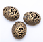 10-PCS-3-Colors-Ellipse-Shaped-Hollow-Out-Retro-Spacer-Bead-DIY-Jewelry-Making miniature 4