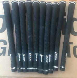 Set-of-9-Golf-pride-tour-velvet-Srixon-mens-standard-grips-Tape-Instructions