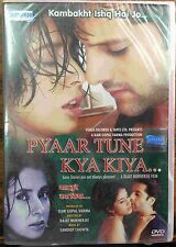 Pyaar Tune Kya Kiya - Fardeen Khan, Urmila - Official Bollywood Movie DVD ALL/0