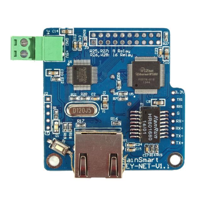 SainSmart iMatic 8 Chs WIFI Network IO Controller For Arduino Relay Android iOS