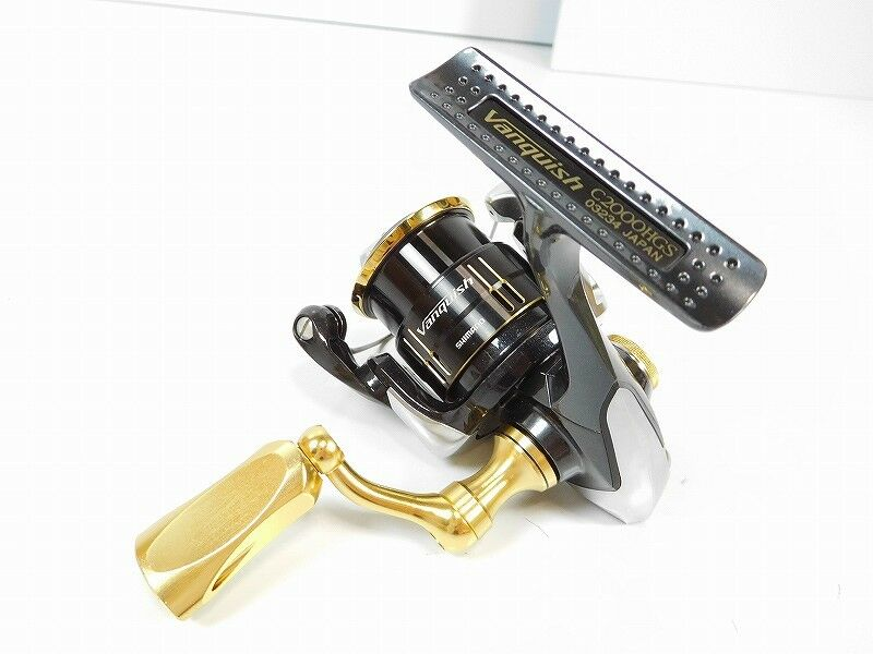 Shimano Vanquish C2000HGS LIMITED EDITION Reel Spinning Reel EDITION (76) 056537