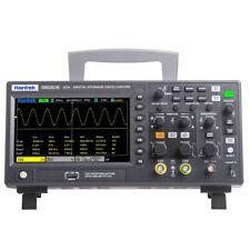 Hantek Dso2c15 Digital Storage Oscilloscope 2ch 150mhz 1gss 7 In Tft Display