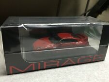 LIMITED EDITION LHD! HPI #8320 Nissan R35 GT-R PREMIUM Solid Red 1/43 Model