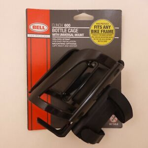Bell-Clinch-600-Water-Bottle-Cage-Universal-Mount-Fits-Any-Frame