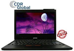 Lenovo ThinkPad X220T Touchscreen 2in1 Laptop Intel i5 320GB HDD 8GB Win10Pro