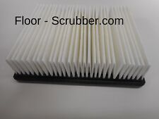 Tennant Nobles Vac Filter Panel 1037822 Aftermarket 7100 7300 8300 T16 Ez Rider