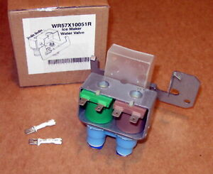 WR57X10051-Refrigerator-Water-Valve-for-GE-WR57X10032-AP3672839-PS901314-Pump