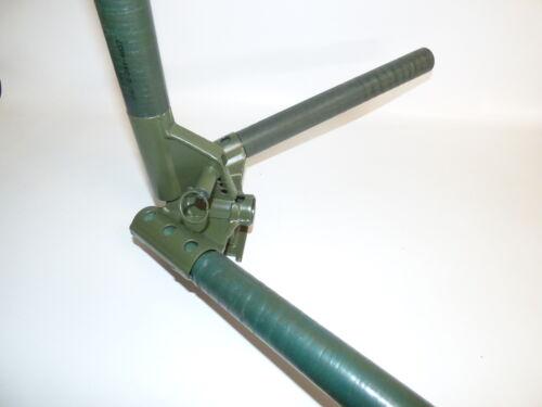 10 Rohrverbinder Kreuzstück Stützrohr Ø 31,0 mm Rohr Winkel verstellbar Stahlbau