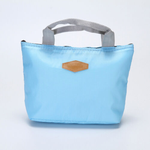 Childrens Kids Lunch Bags Insulated Cool Lunch Bag Picnic Bag School Lunchbox b1