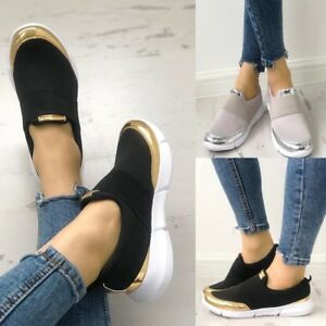Fashion-Women-039-s-Trainers-Casual-Breathable-Sport-Running-Sneakers-Tennis-Shoes