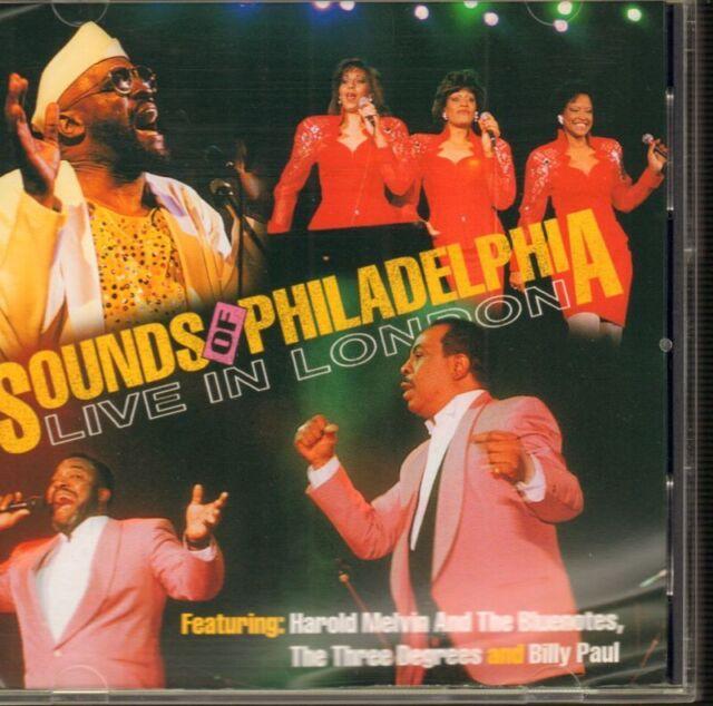 Various Soul(CD Album)Sounds Of Philadelphia In London-Hallmark-308252-