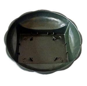 1-3-5-10-25-X-FIORISTI-Verde-Rotondo-Quadrato-in-base-in-plastica-Posy-CIOTOLA-PER-FIORI