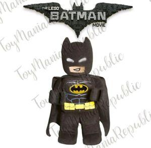 "Lego Batman Movie Minifigure Plush 13/"" NWT FREE SHIPPING USA"