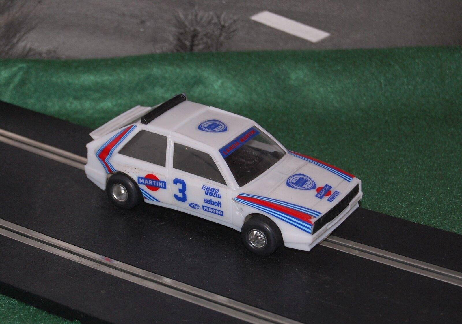 Polistil Lancia Delta S4 Rally 1 32 Slot Car Rare 1980s Free UK P&P