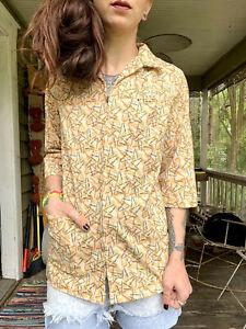 uniforme Eckerd tienda farmacia cremallera Vintage todo camiseta Talon Farmacia Mod Imprimir AxRvvPwZ
