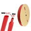 thumbnail 13 - Marine Grade Dual-Wall Adhesive Glue Lined Heat Shrink Tube 3:1 Ratio Black/Red