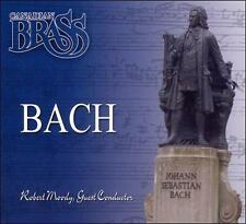 CANADIAN BRASS PLAYS BACH (NEW CD)