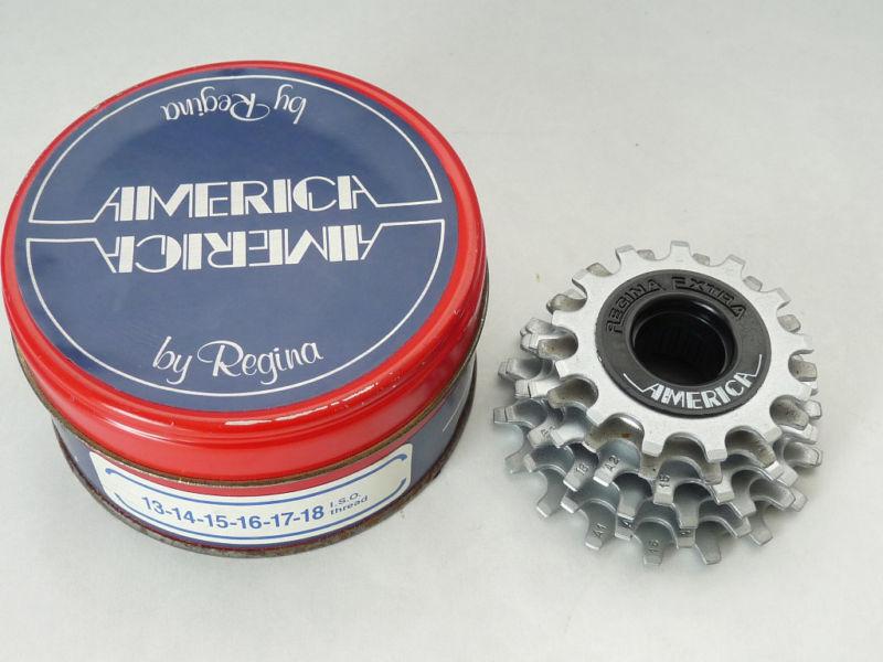 Regina Freewheel Extra America 6 speed 13-14-15-16-17-18  ISO Thread NOS