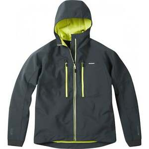 Madison-Zenith-Men-039-s-Hooded-Softshell-Mountain-BikeCycling-Jacket